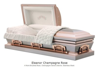 Eleanor Champagne Rose